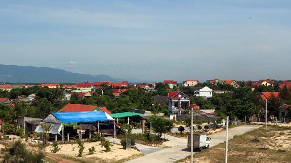 Quang Phú… làng quê đáng sống