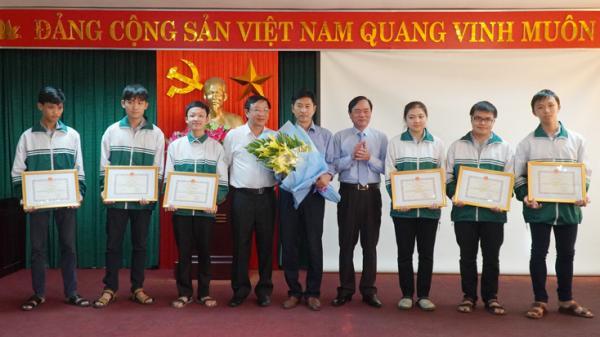 Học sinh Quảng Bình được chọn vào đội tuyển Olympic Vật lý Châu Âu 2020