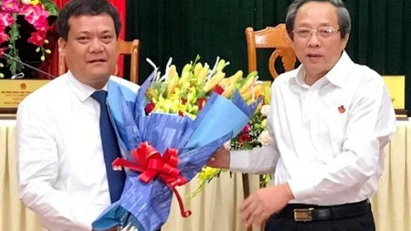 Thủ tướng phê chuẩn ông Trần Phong làm Phó Chủ tịch tỉnh Quảng Bình