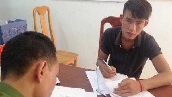 Quảng Bình: Bắt giữ nam thanh niên chuyên trộm vật liệu để thi công đường dây điện 500KV