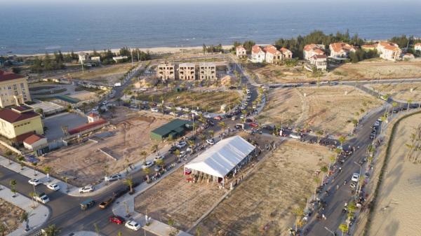 Ra mắt dự án Khu đô thị biển Gosabe City – Quảng Bình