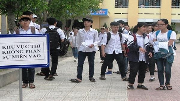 Quảng Bình: Không tổ chức thi tuyển sinh lớp 10