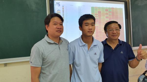 Học sinh Quảng Bình xuất sắc giành vé chính thức vào đội tuyển Olympic Tin học Châu Á