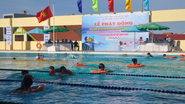 Quảng Bình: 5 tháng đầu năm 11 trẻ em t.ử v.ong do đuối nước