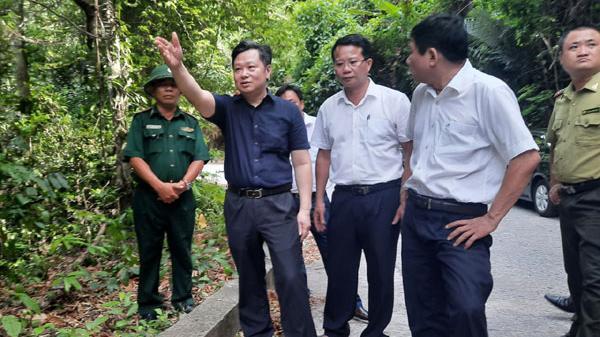 Khảo sát lắp đặt cáp quang đưa internet đến 02 xã Tân Trạch, Thượng Trạch