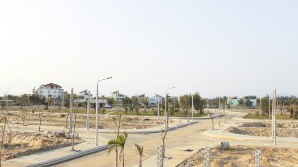 Quảng Bình bán đấu giá 60 thửa đất Khu dân cư phía Bắc đường Lê Lợi