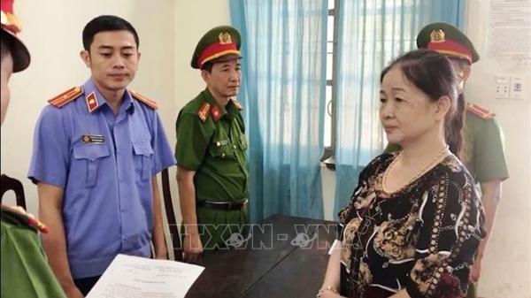 Khởi tố nữ giám đốc Quảng Bình buôn lậu, xuất khẩu gạo trái phép