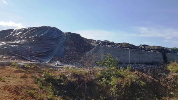 Quảng Bình: Hơn 1 nghìn tấn rác thải đe dọa hàng trăm hộ dân