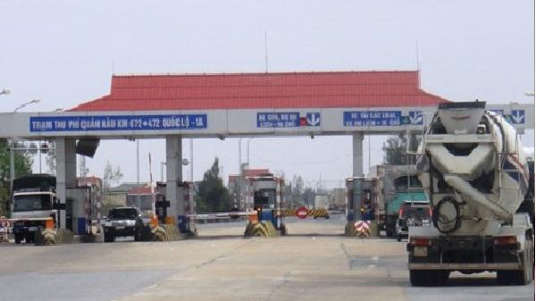 Quảng Bình: Đề nghị 'xóa' phí qua 2 trạm BOT cho người dân địa phương