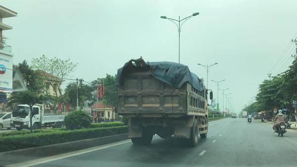 Cấm xe tải lưu thông trên một số tuyến đường tại thành phố Đồng Hới
