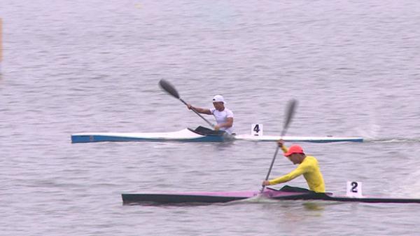 Đội tuyển Đua thuyền Rowing và Canoeing Quảng Bình tham gia Giải Vô địch Quốc gia năm 2017
