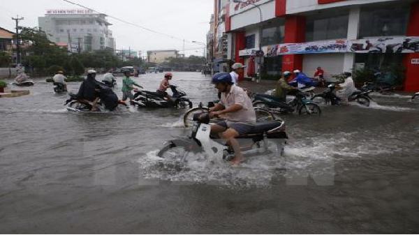 Bắc Bộ và Trung Bộ chủ động ứng phó với mưa lũ