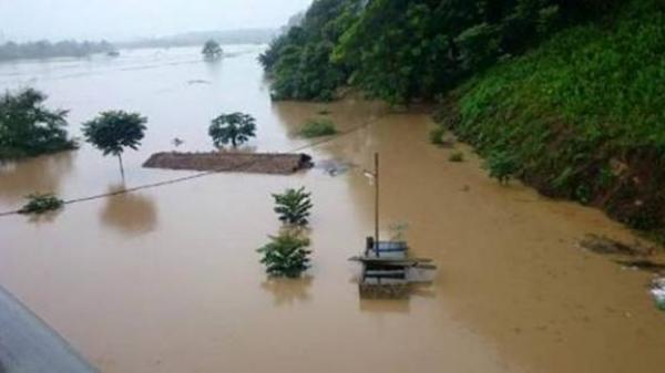 Tin lũ ngày 20/11: Lũ trên các sông từ Quảng Bình đến Phú Yên có khả năng lên lại