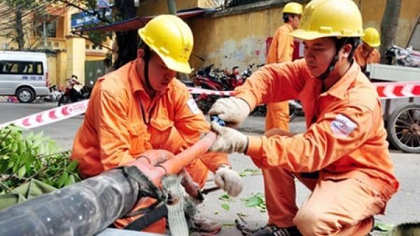 Lịch cắt điện từ ngày 18/02/2021 đến ngày 24/02/2021 trên địa bàn tỉnh Quảng Bình