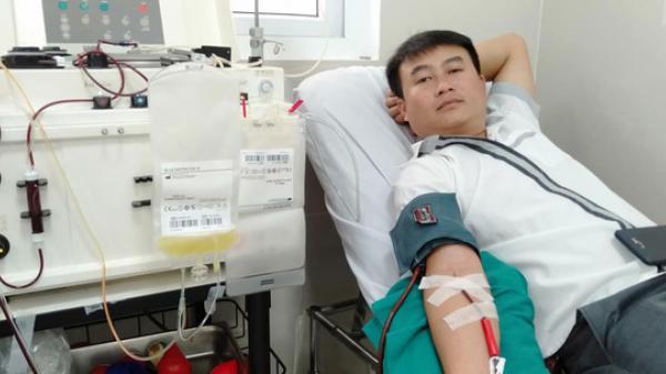 16 năm với hơn 30 lần hiến máu của người đàn ông ở Quảng Bình