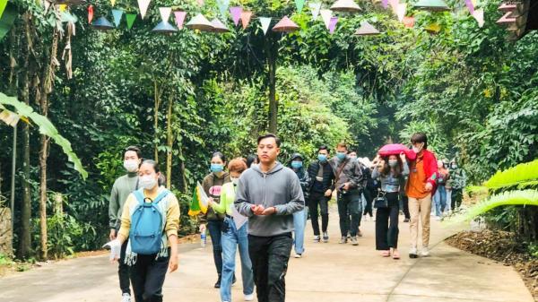 25.000 lượt khách đến tham quan Quảng Bình trong dịp Tết Tân Sửu
