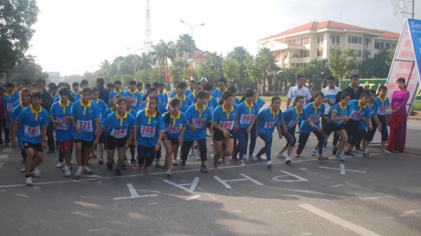 Giải Việt dã Đại hội TDTT toàn tỉnh lần thứ VIII sẽ diễn ra vào đầu tháng 12