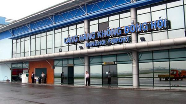 Quảng Bình muốn nâng cấp ngay sân bay Đồng Hới thành cảng hàng không quốc tế