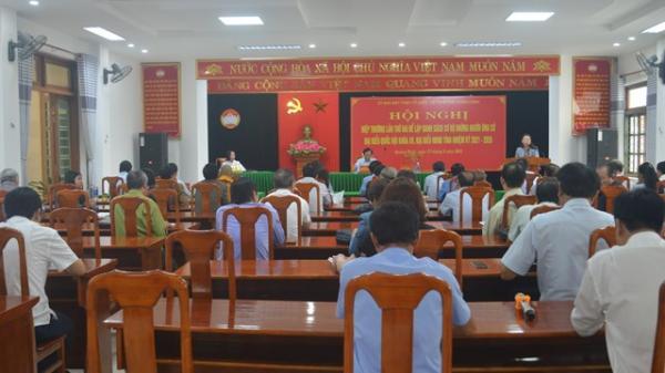 Quảng Bình: 10 người ứng cử đại biểu Quốc hội khóa XV