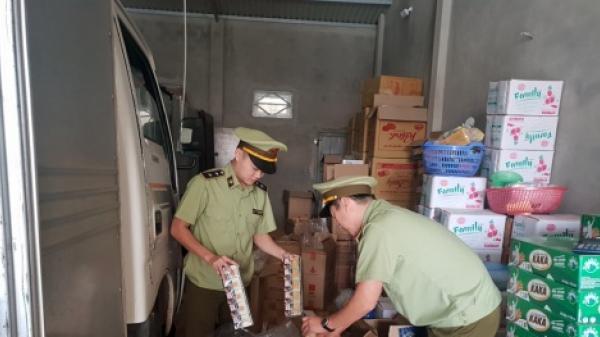 Quảng Bình: Phát hiện nhiều cơ sở kinh doanh thuốc lá điếu giả mạo nhãn hiệu WHITE HORSE