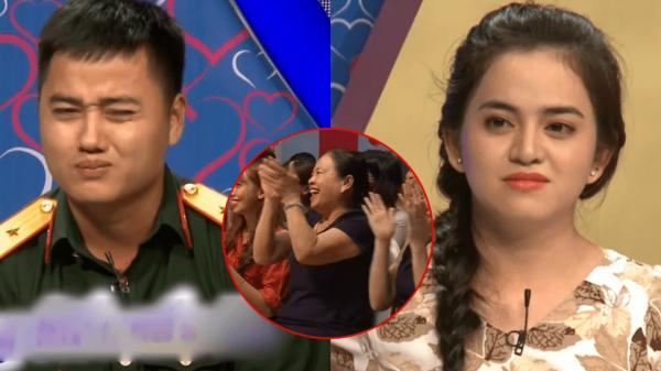 Chàng sĩ quan quê Quảng Bình quá may mắn khi được làm mối với nữ trợ lý xinh đẹp