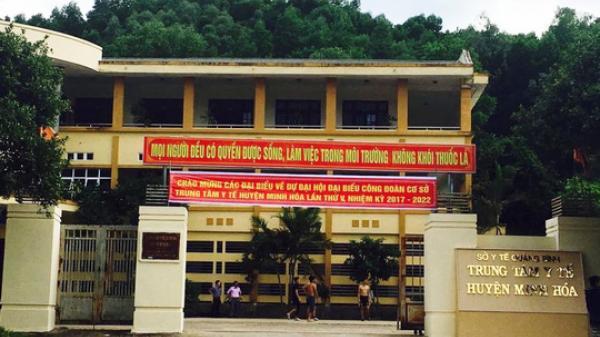 Trung tâm Y tế huyện Minh Hóa: Thông báo tuyển dụng viên chức năm 2017