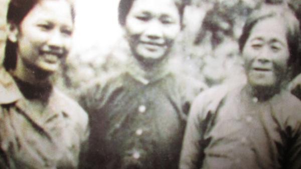 Ba nữ anh hùng bên dòng Nhật Lệ