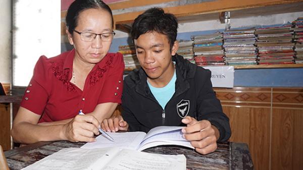 Quảng Nam: Cô giáo có tấm lòng thơm thảo mang yêu thương đến những mảnh đời bất hạnh.