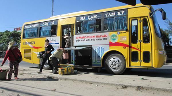 [NÓNG]: Nguy cơ khai tử xe buýt Quảng Nam - Đà Nẵng