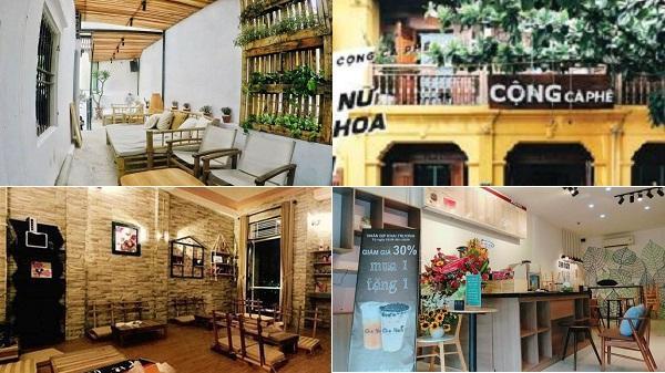 """5 quán trà sữa, cafe """"không check-in ngay thì hơi phí"""" khi tới Quảng Nam"""