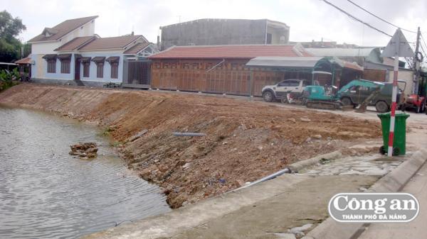 Duy Xuyên (Quảng Nam): Ngang nhiên lấn chiếm, xây dựng trái phép trên hành lang tuyến QL1A