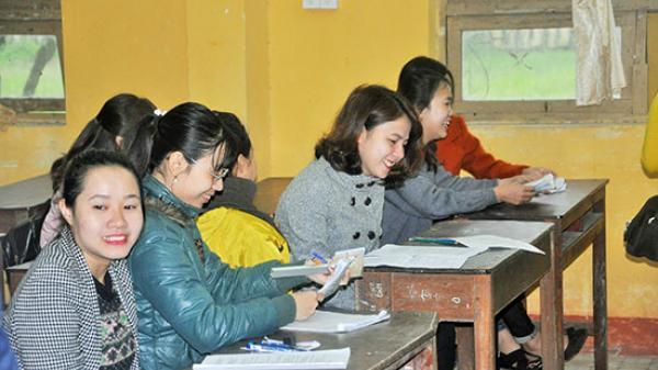 Thi tuyển viên chức giáo dục  Quảng Nam năm 2017: Cuộc cạnh tranh công bằng