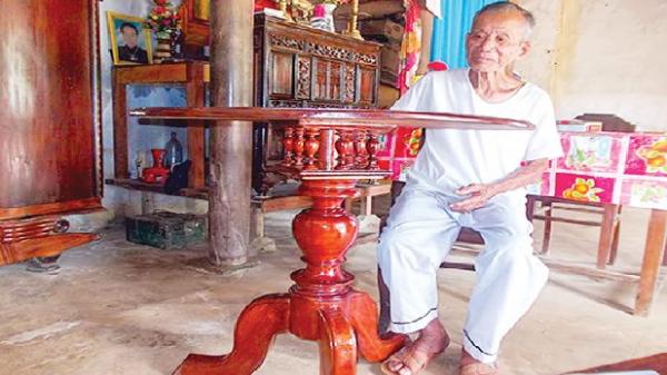 Núi Thành (Quảng Nam): Nghệ nhân cuối cùng của làng mộc Văn Hà