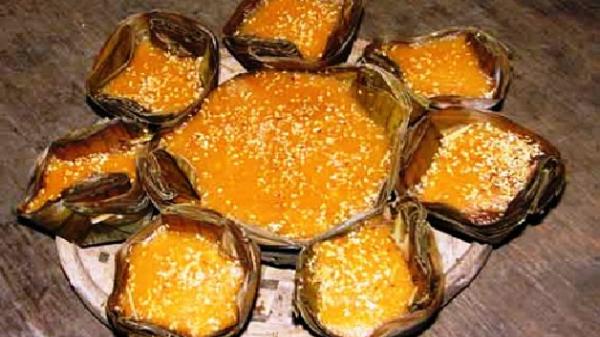 Bánh tổ Quảng Nam món ngon dân dã