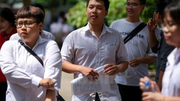Nắng nóng tại nhiều nơi trong ngày đầu kỳ thi tốt nghiệp THPT