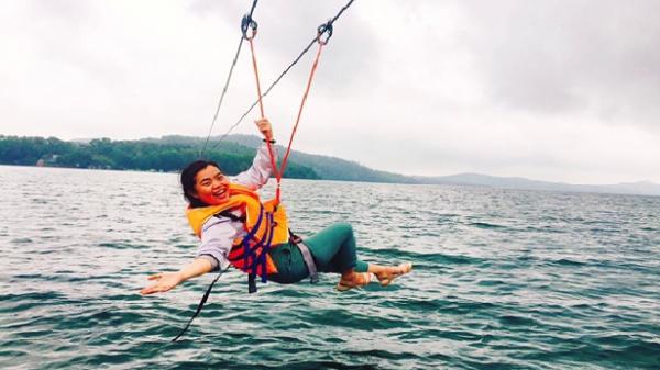 HOT: Khai trương hệ thống cáp đu dây dài nhất Việt Nam gần xịt Quảng Ngãi, không đi thì phí cả đời