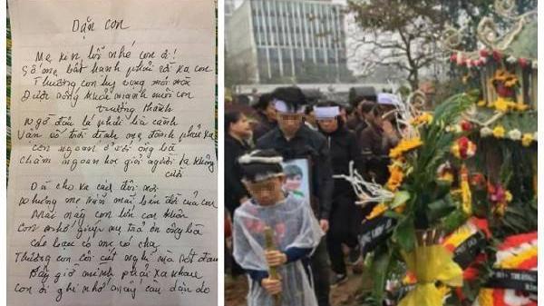 Xúc động bài thơ dặn con trai trước khi qua đời của người mẹ đơn thân bị ung thư