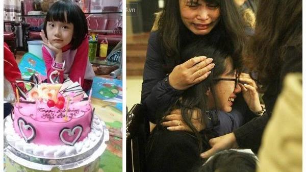 """Mẹ Hải An tìm thấy lời nhắn con gái 7 tuổi gửi đến mình trước khi lên thiên đường: """"Mẹ đừng quên con nhé"""""""