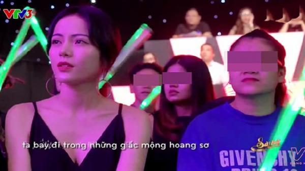 Chỉ xuất hiện vài giây trên truyền hình, nữ khán giả xinh đẹp Quảng Nam được tìm kiếm sau chương trình 'Sing My Song'