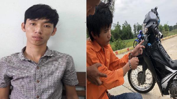 Tam Kỳ (Quảng Nam): Bắt quả tang 2 đối tượng mua bán ma túy