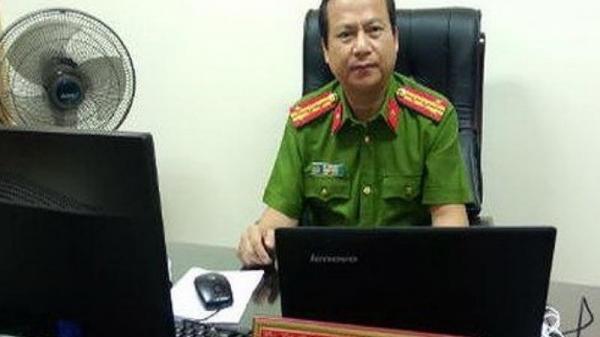 Phó cục trưởng Cục Cảnh sát phòng chống tội pham sử dụng công nghệ cao (C50) nghi t.ự t.ử trong phòng làm việc