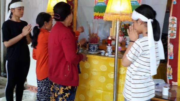 Phú Ninh (Quảng Nam): Rơi nước mắt trước tâm thư của người cha để lại cho 2 con trước khi ra đi