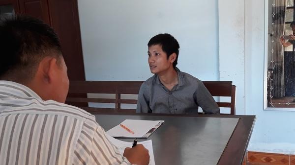 Bắt đối tượng ở Tam Kỳ (Quảng Nam) vào trụ sở công an trộm xe máy