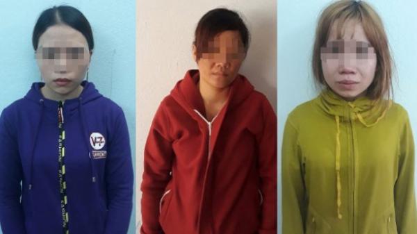 """Quảng Nam: Chân dung 3 nữ nhân viên massage  móc túi hàng chục triệu đồng của """"thượng đế"""""""