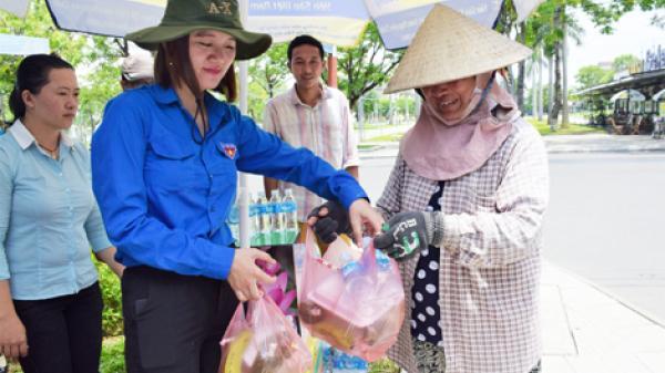 Tam Kỳ (Quảng Nam): Suất cơm 3 nghìn đồng ấm lòng người nghèo