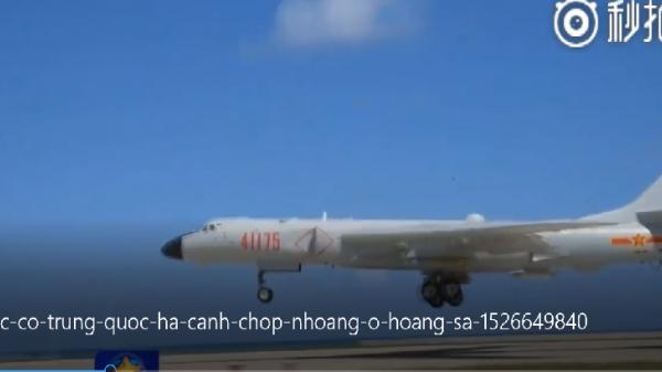 Việt Nam yêu cầu Trung Quốc chấm dứt điều oanh tạc cơ đến Hoàng Sa
