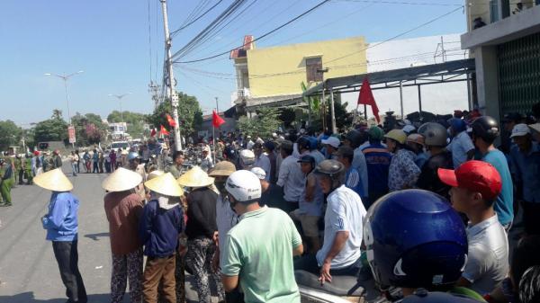 Điện Bàn (Quảng Nam): Thông tin mới nhất về vụ cưỡng chế bảo vệ thi công tuyến đường ĐT 607