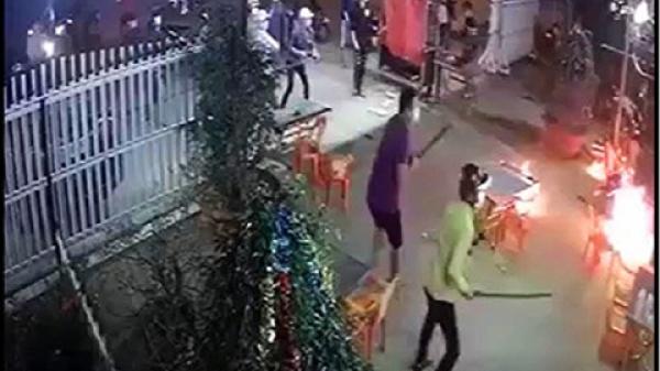 Ghẹo gái trong quán nhậu, nam thanh niên người Quảng Nam bị truy sát kinh hoàng
