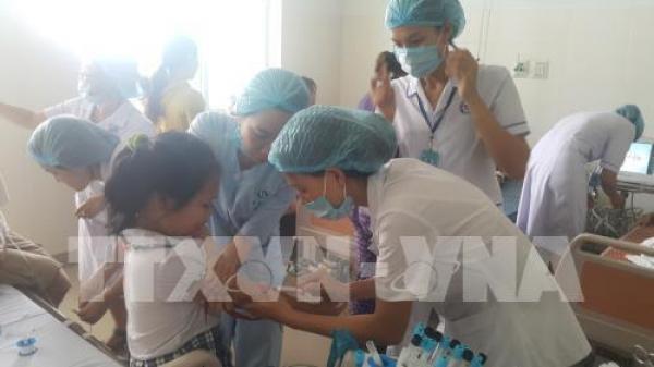 Vụ 19 học sinh bị ngộ độc thực phẩm tại Quảng Ngãi: Thực phẩm bị nhiễm khuẩn tụ cầu vàng