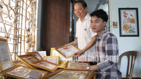 Thủ khoa THPT Quảng Nam 32,27 điểm muốn trở thành người có ảnh hưởng của xã hội